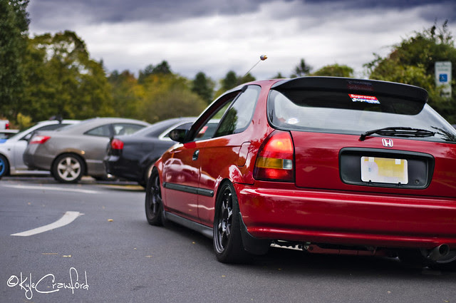 Joeham's Civic.