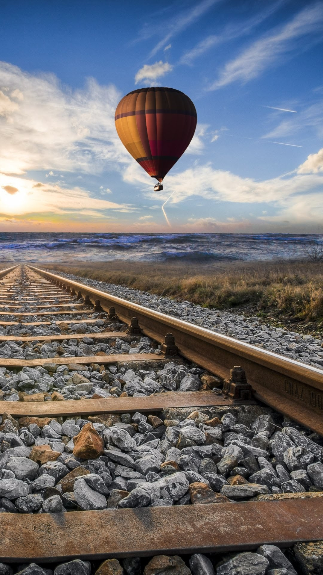 4k Railroad Wallpapers High Quality  Download Free
