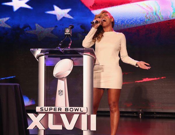 Super Bowl XLVII (1/31/13), Beyonce