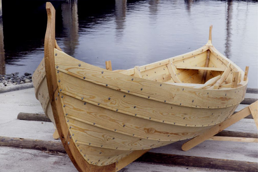 Prices vary since each ship is customized, but The Viking Ship Museum