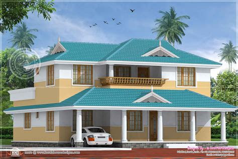 nice house designs bedroom kerala home home plans