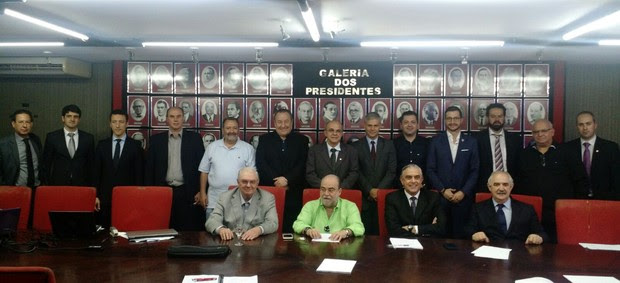 Criação da Liga Sul-Minas-Rio