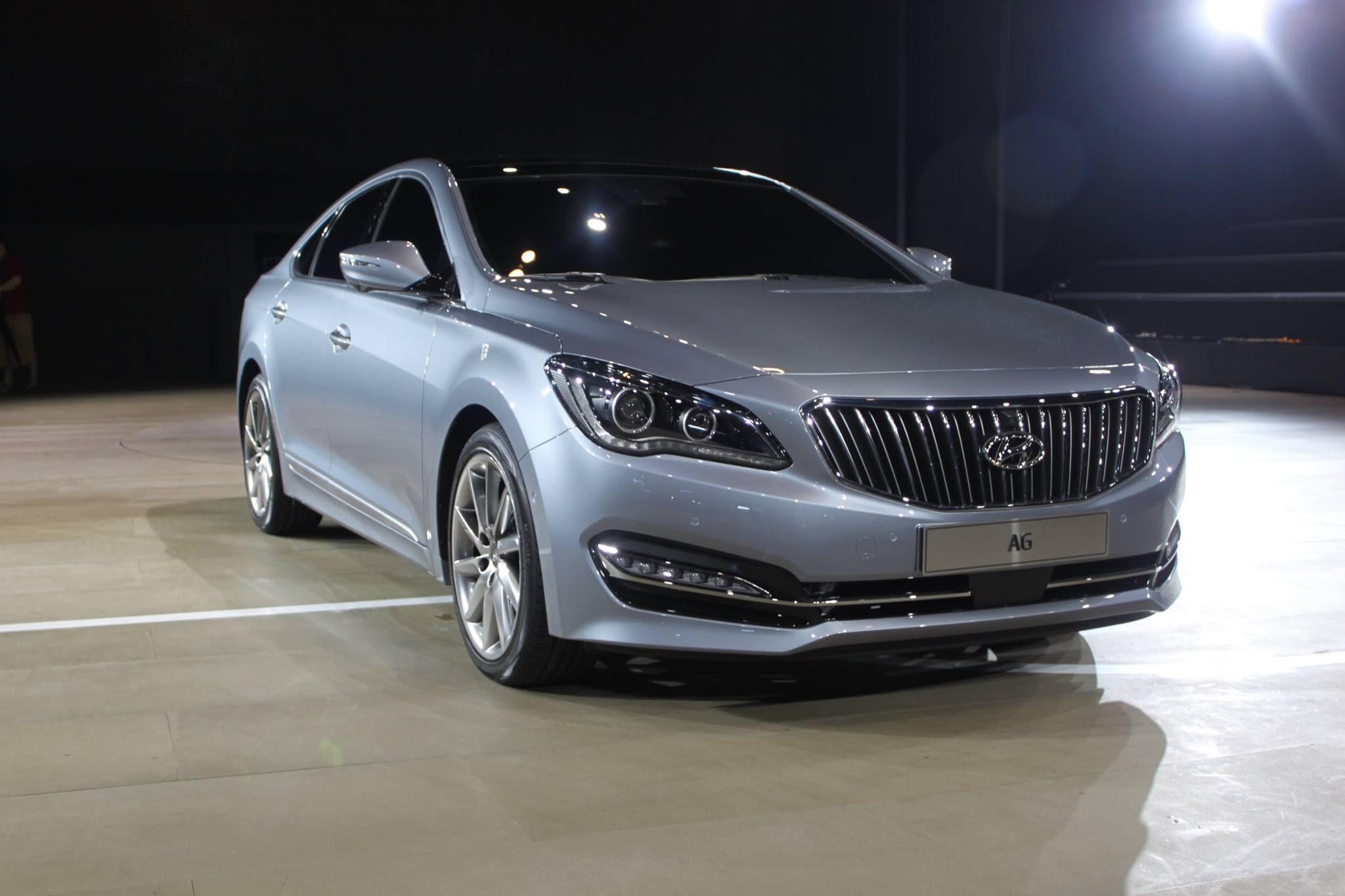"New Hyundai's Full-Size Sedan To Be Called ""Aslan"" - The Korean Car"