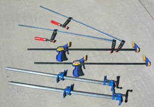 Shed Plan More Woodworking Clamps For Sale