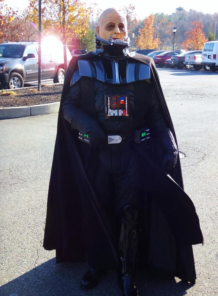 SuperMegaFest 2012 Anakin Skywalker Darth Vader 501st