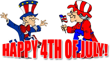 Free 4th Of July Clip Art Independence Day Animated S Clipartingcom