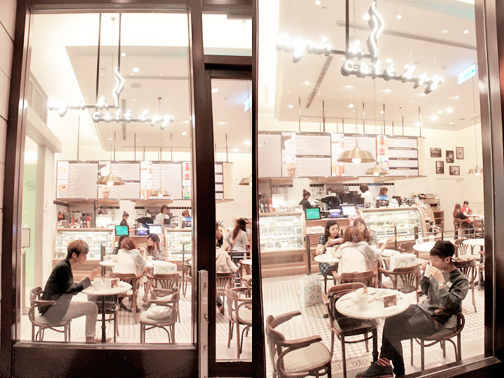 Agnès B cafe typicalben randy