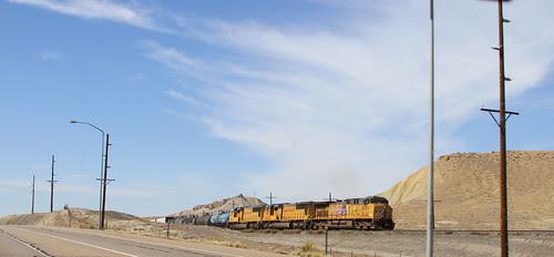 Utah Train