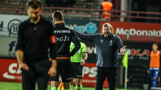 """Referee Department fluit Vanhaezebrouck terug: """"Goal werd terecht afgekeurd"""""""