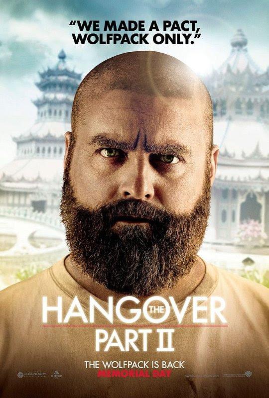 zach galifianakis hangover poster. Alan (Zach Galifianakis)