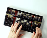 Abacus: essential equipment