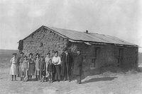 Sod School House