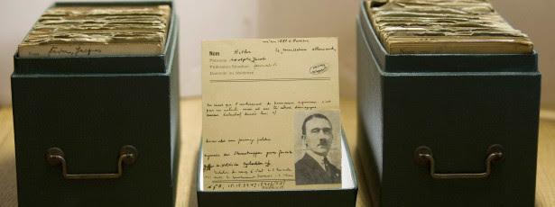 Morreu a última testemunha do suicídio de Hitler