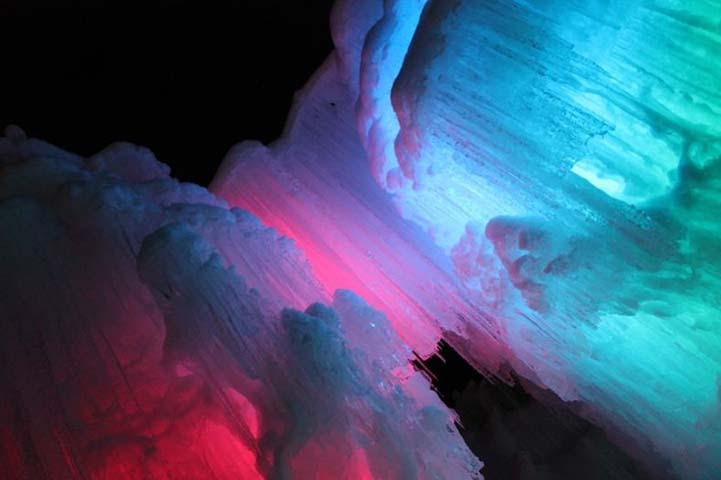 perierga.gr - Εντυπωσιακές δημιουργίες από πάγο!