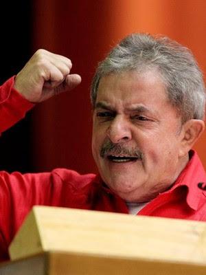 O ex-presidente Luiz Inácio Lula da Silva participa de conferência em Cuba (Foto: EFE)