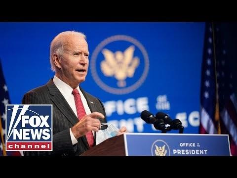 Joe Biden signs executive order on the economy