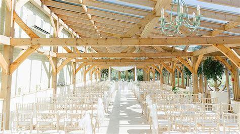 The Orangery Alternative wedding venue in Essex   Gaynes Park