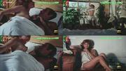 Isabel Medina nua jaz morto arrefece
