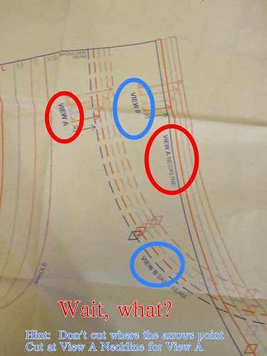 KS 3915 Pattern Printing Error (?)