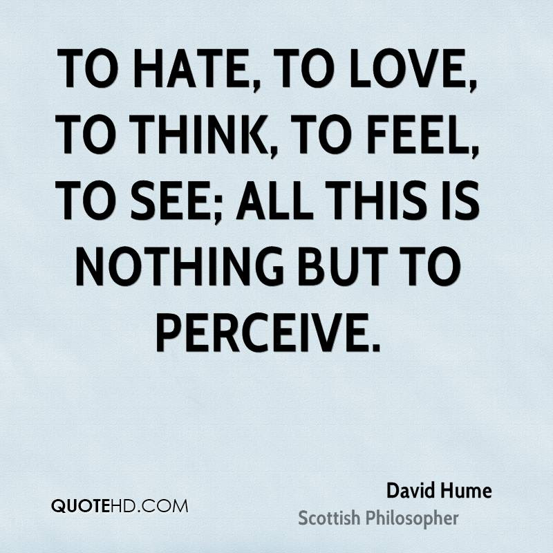 David Hume Love Quotes Quotehd