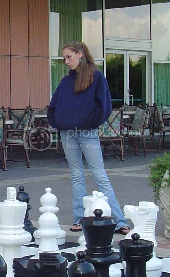 Huge chess board! Pictures, Images and Photos