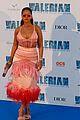 rihanna beaded babe at valerian paris premiere 05