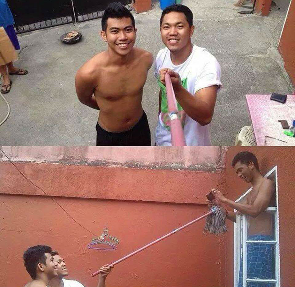 17 Selfies That Went To The EXTREME 9