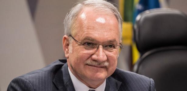 Luiz Edson Fachin, que teve a nomeação aprovada pelo Senado