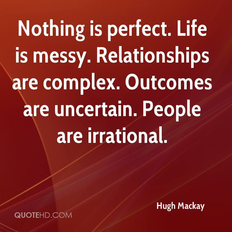 Hugh Mackay Life Quotes Quotehd