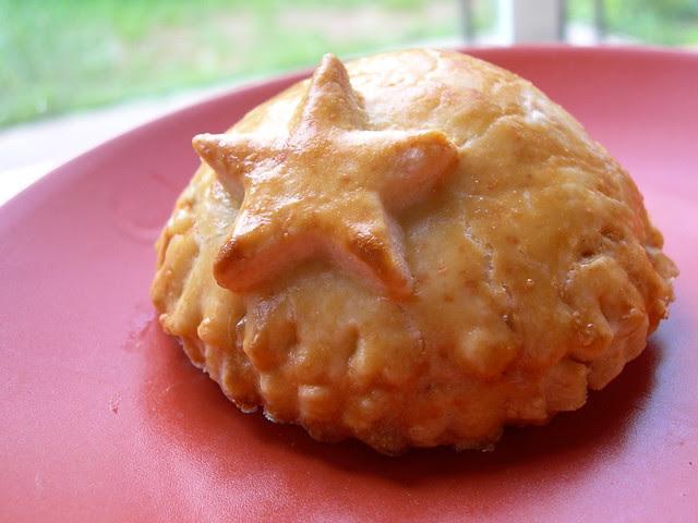 Roasted Cauliflower Hand Pie