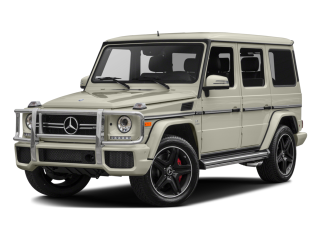 New 2016 Mercedes-Benz G-Class Prices - NADAguides