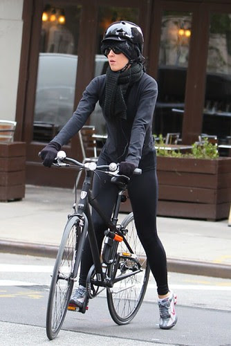 5 katy perry rides a bike