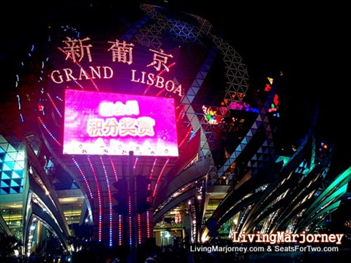 Grand Lisboa, by LivingMarjorney on Flickr