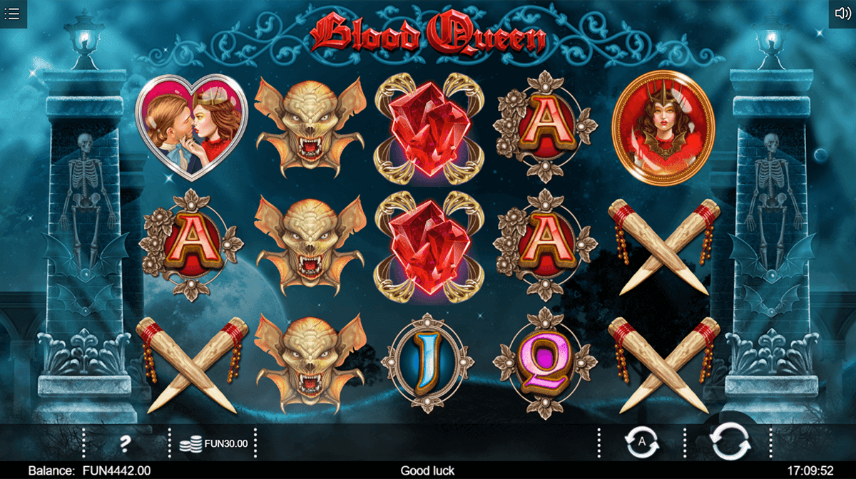 Blood queen iron dog casino slots review buffalo eagle