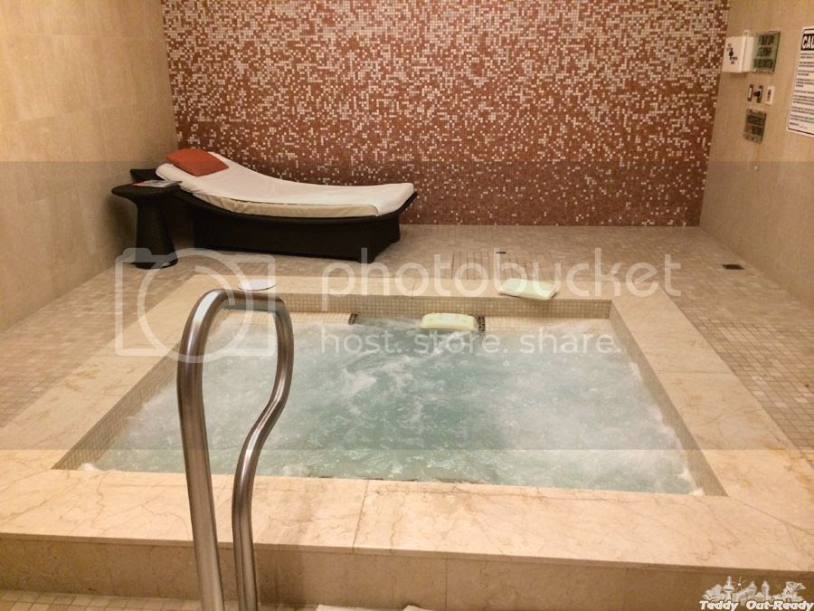 Jaccuzi Spa My Blend by Clarins