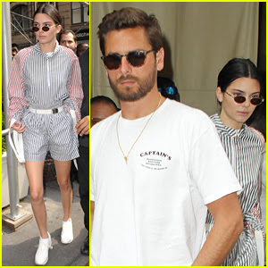 Kendall Jenner & Scott Disick Team Up for Panorama Music Festival 2017