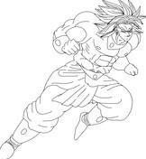 Coloriages Dragon Ball Z Coloriages Gratuits à Imprimer