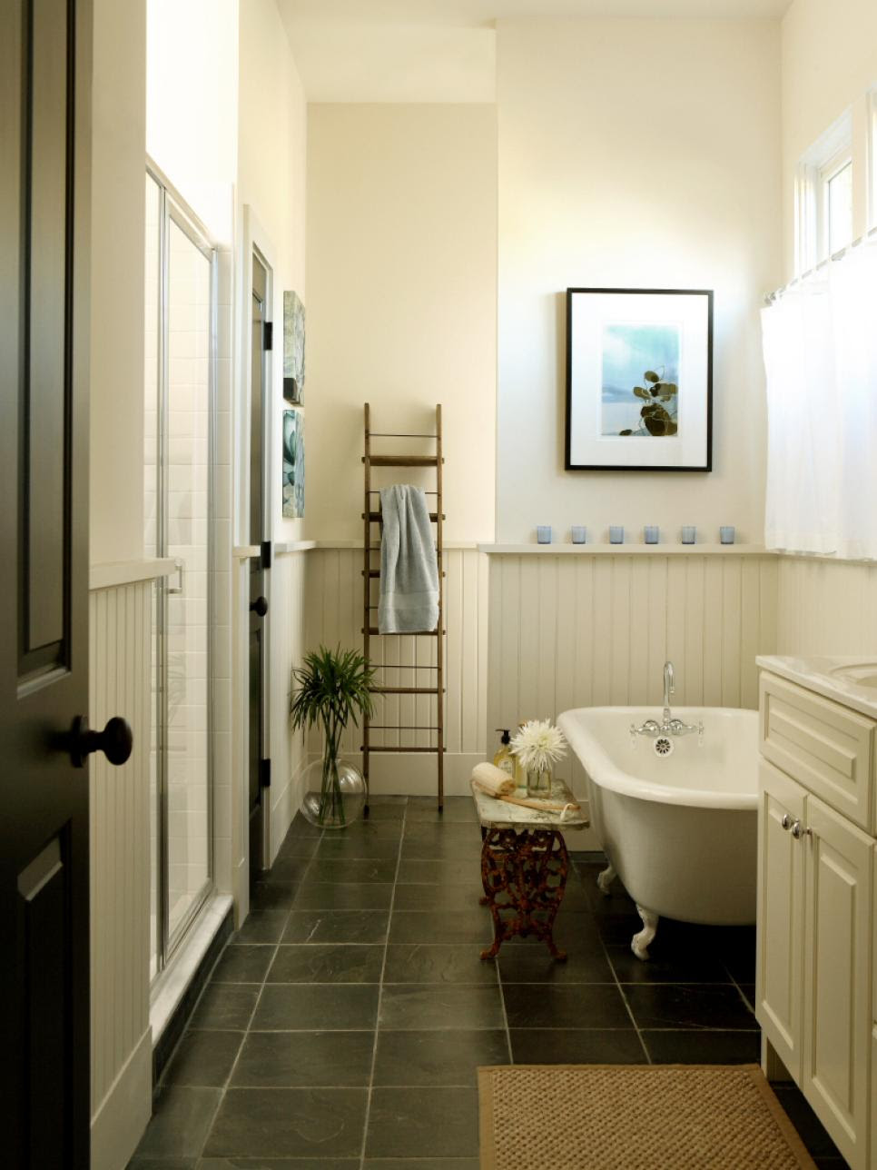 Bathroom Flooring Options | HGTV