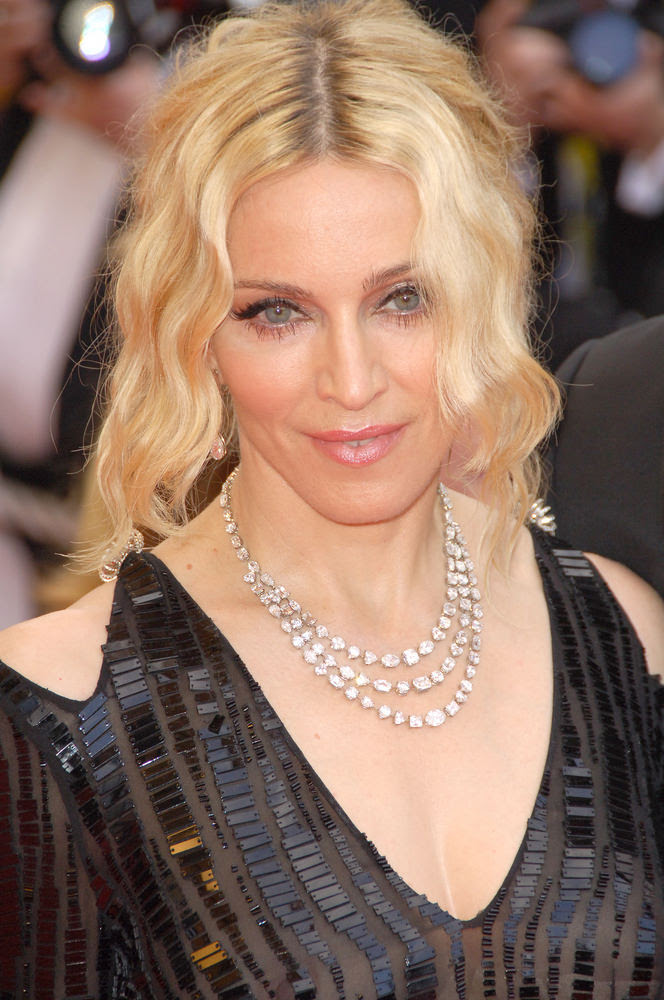 "2008 Cannes Film Festival - ""Che"" Premiere - Arrivals - Madonna"