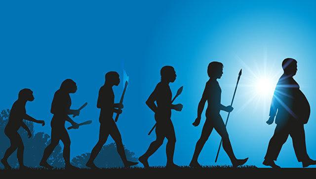 Эволюционные особенности нашего времени