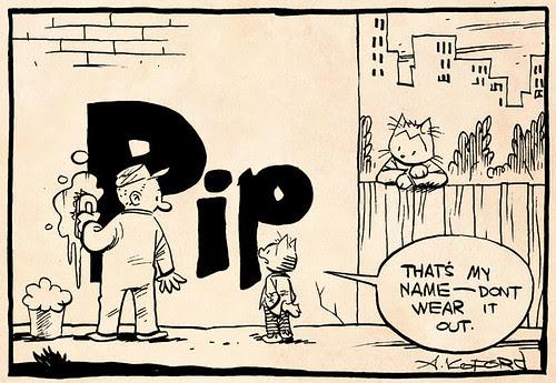 Laugh-Out-Loud Cats #2096 by Ape Lad