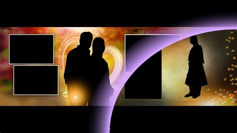 CANVEERA WEDDING PHOTO ALBUM DESIGN PSD FILES 2018