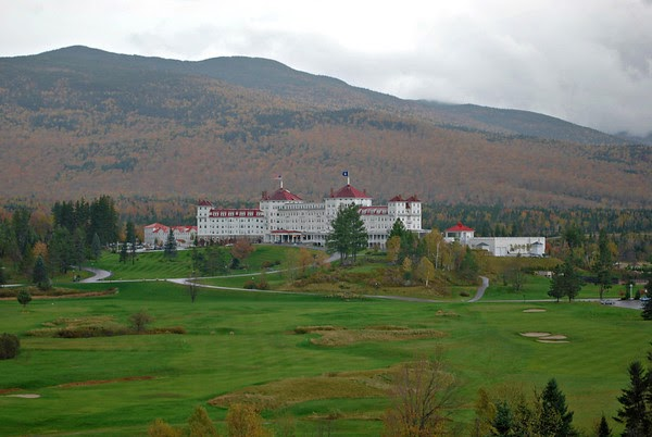 The Omni Mount Washington Resort Historically Comfortable