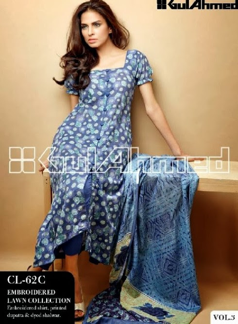 Gul-Ahmed-Spring-Summer-Lawn-Dress-Clothes-for-Beautiful-Girls-Gul-Ahmed-Magazine-Idea-Outfits-4