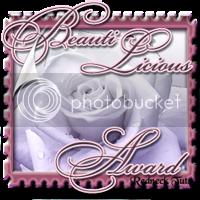 Beauti-Licious Award