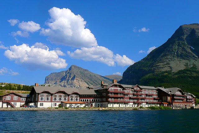 P1160754 Many Glacier Hotel, Glacier National Park