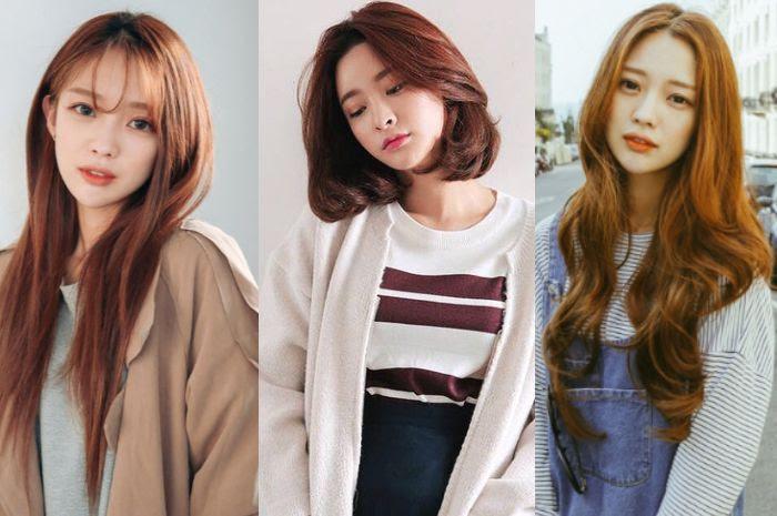 Inspirasi Model Gaya Rambut Korea Kekinian Yang Bisa Kamu Tiru Semua Halaman Stylo