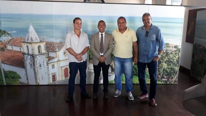Gestão municipal de Olinda amplia diálogo com as comunidades