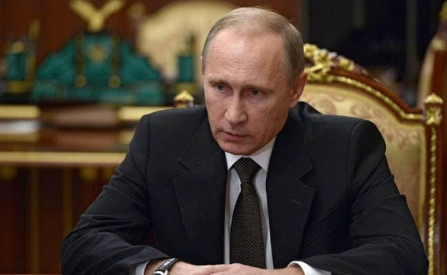 Russian Plane Downed in 'Terror Act'; Vladimir Putin Vows to 'Find And Punish' Attackers