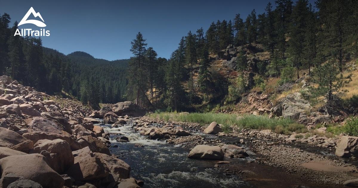 Best Trails Near Lyons Colorado Alltrails